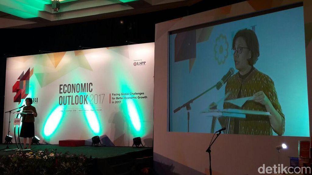 Ekonomi Global Bergejolak, Sri Mulyani: Kita Harus Ciptakan Daya Tahan Dalam Negeri
