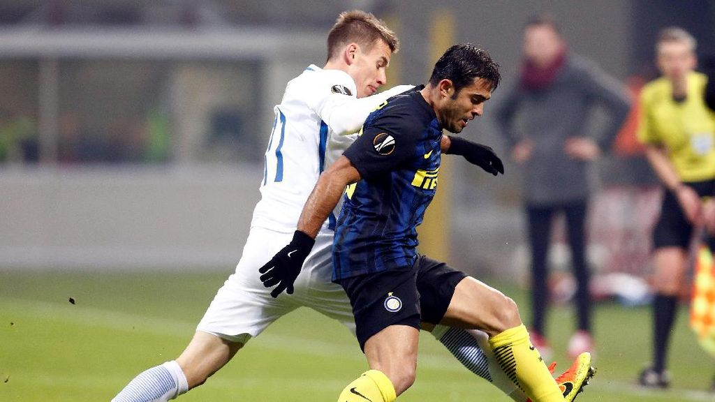 Inter Kalahkan Sparta Praha 2-1 di Matchday Terakhir
