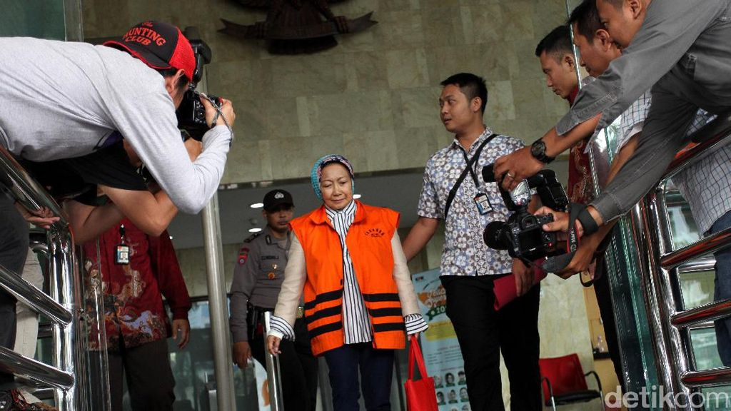 Wali Kota Nonaktif Cimahi Diperiksa KPK