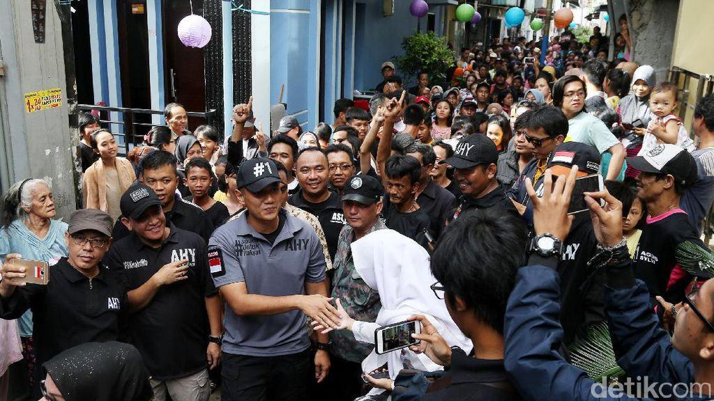 Cegah Kebakaran di Tambora, Agus Yudhoyono Akan Maksimalkan Peran RW