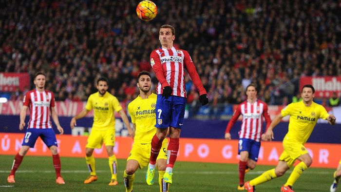 Villarreal vs Atletico Madrid bakal jadi laga LaLiga pertama yang dihelat di AS (Denis Doyle/Getty Images)