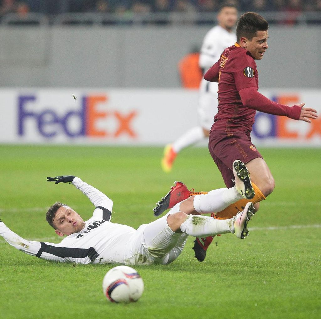 Roma Tutup Fase Grup dengan Hasil Imbang Tanpa Gol