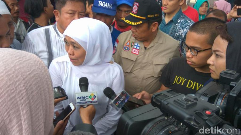 Mensos Sempat Rasakan Gempa Susulan 5 SR di Pidie Jaya