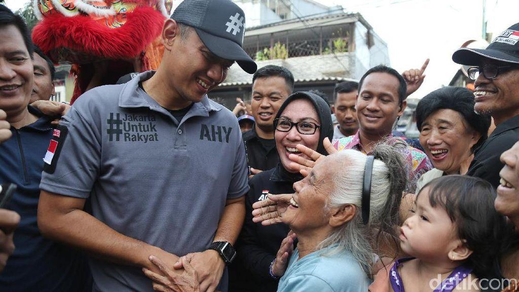 Agus Yudhoyono: Masih Banyak Hak Warga Jakarta yang Mesti Diperjuangkan
