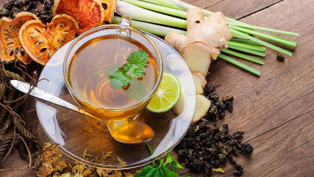 Redakan Demam hingga Flu, Ini 9 Khasiat Sehat Minum Teh Serai (1)