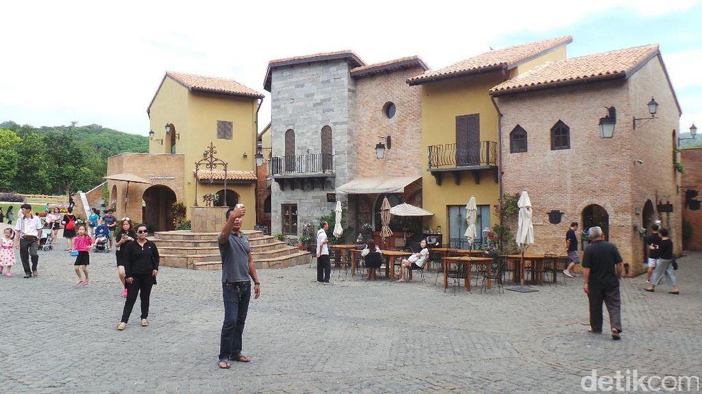 Liburan Long Weekend ke Thailand, Mampir ke Tuscany di Khao Yai