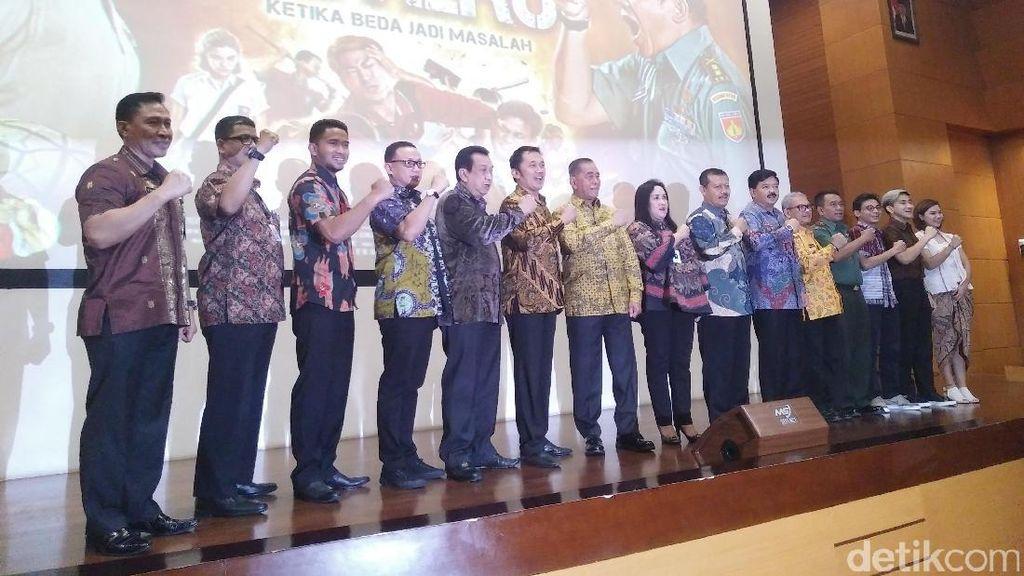 Saat Kebhinnekaan Indonesia Disatukan dalam Sebuah Film Layar Lebar