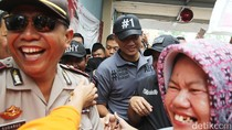 Ditanya Soal Penanganan Bangunan Liar, Ini Jawaban Agus Yudhoyono