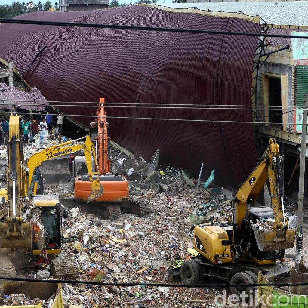 151 Sekolah Rusak Akibat Gempa Aceh