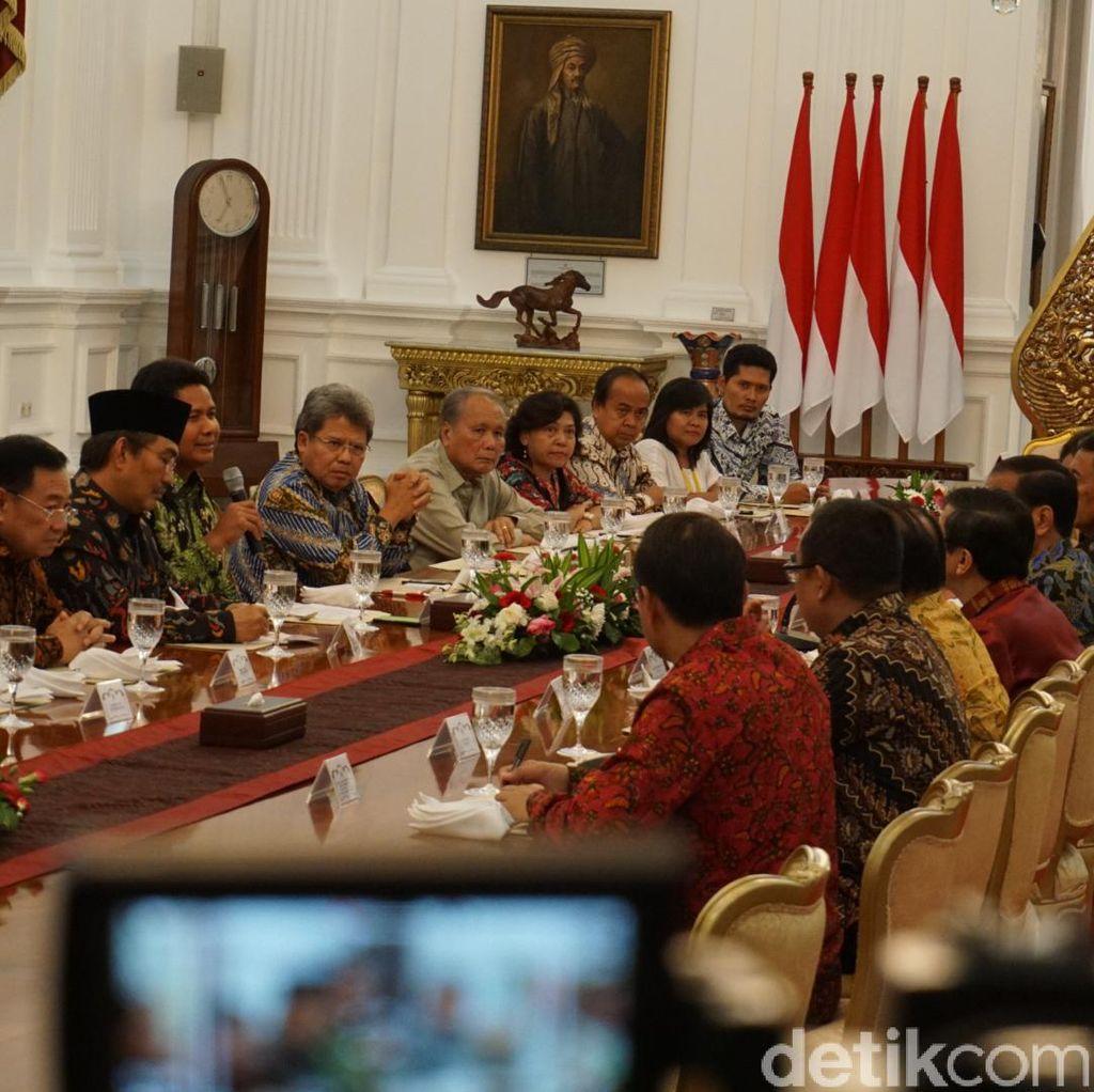 Jokowi: Ada Keluhan-keluhan yang Berkaitan dengan Kebebasan Beragama