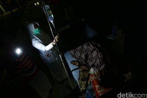 Melihat Kondisi Korban Gempa di Lorong-lorong RSUD Pidie Jaya