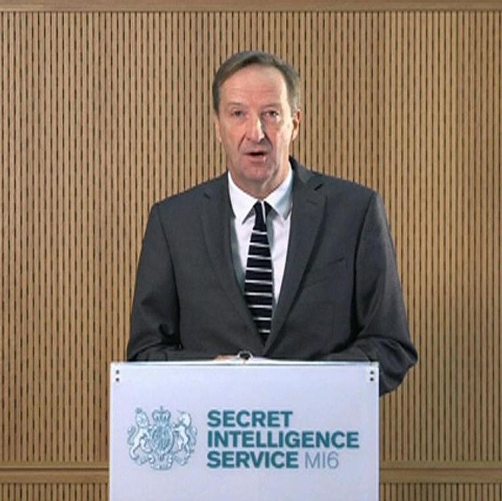 Bos MI6 Sebut ISIS Rencanakan Serangan terhadap Inggris dan Sekutu