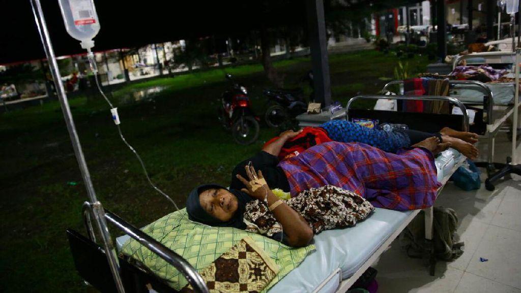Korban Patah Tulang Banyak, Dokter Ortopedi dan Relawan Sangat Diperlukan