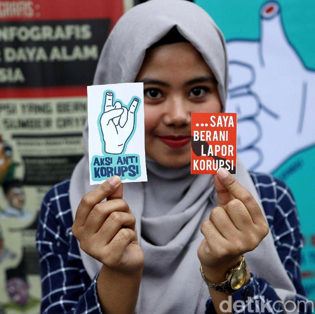 Pameran Aksi Anti Korupsi