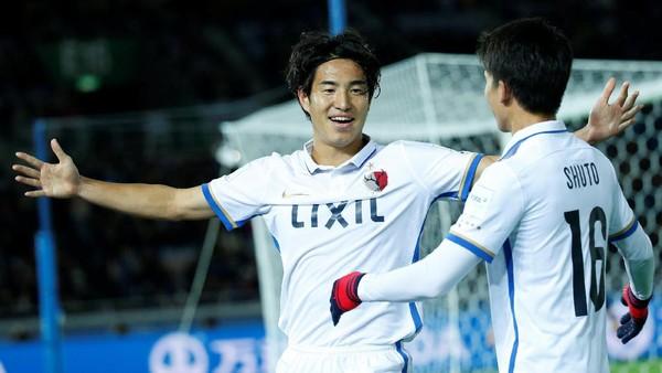 Kashima Antlers Lolos ke Perempatfinal