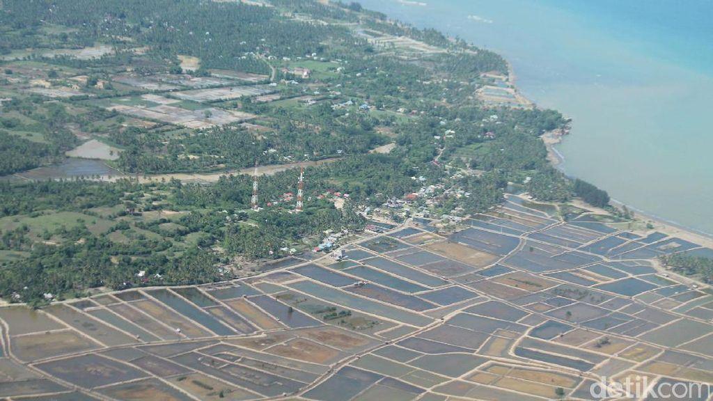 Berbatasan dengan Laut, Ini Kontur Pidie Jaya yang Terdampak Gempa Aceh