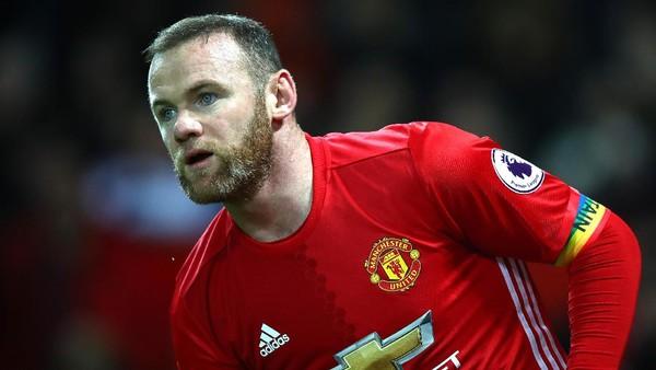 Dilepas MU, Rooney Pulang Kampung ke Everton