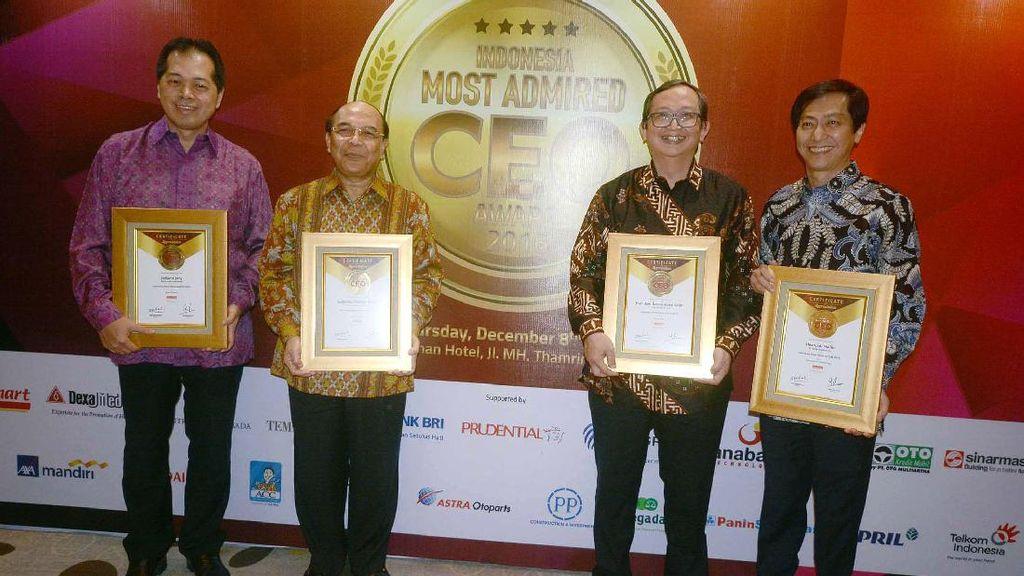 Penyerahan Penghargaan Indonesia Most Admired CEO 2016