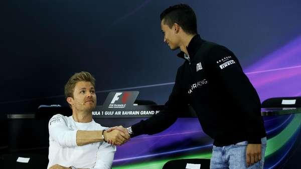 Dukungan Rosberg untuk Wehrlein