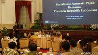Masih Sedikit Kalangan Profesi Ikut Tax Amnesty, Ini Peringatan Sri Mulyani