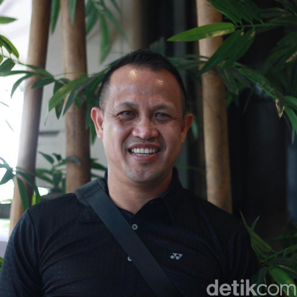 Jumat Sore di Senayan Bersama Rexy Mainaky