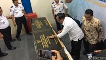 Resmikan Sistem Lalu Lintas Kapal Laut, Menhub: Turunkan Risiko Kecelakaan