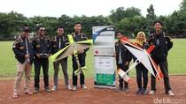 Melihat Jelajah Pesawat Tanpa Awak Juara Kontes Robot Terbang