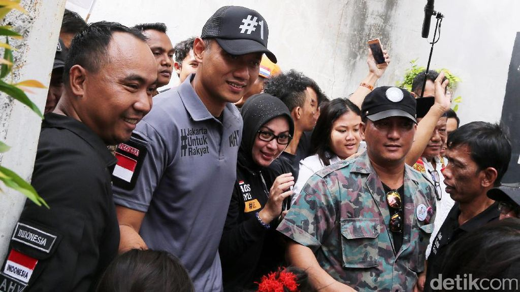 Agus Yudhoyono: Membangun Jakarta Tak Harus Meniru Singapura