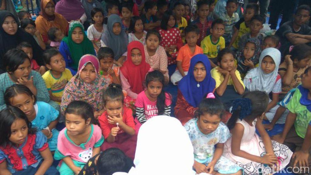 BNPB: Pengungsi Gempa Aceh Membutuhkan Air Bersih, MCK dan Susu Bayi