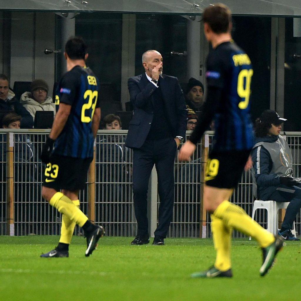 Inter Tinggalkan Liga Europa dengan Penyesalan