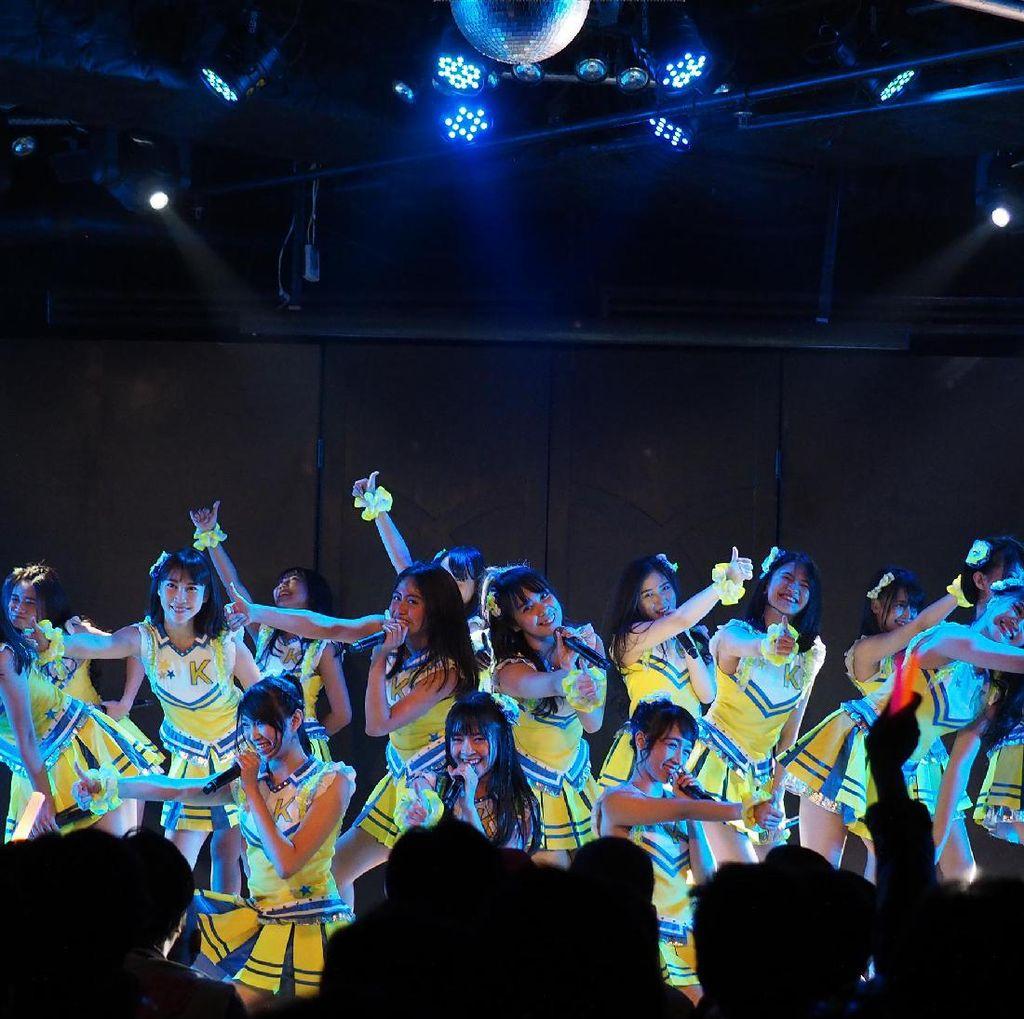 Tim K3 JKT48 Belajar Jadi Performer Lewat Believe
