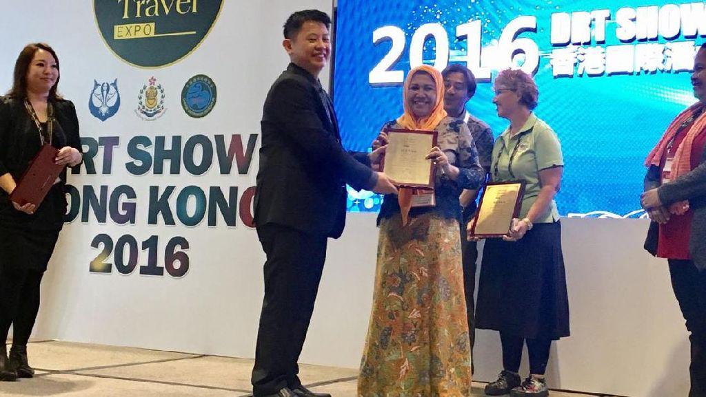 Pariwisata Indonesia Raih Penghargaan Internasional di Hong Kong