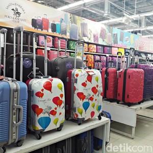 Akhir Pekan Tiba, Yuk Berburu Koper Diskon Hingga 70% di Transmart Carrefour