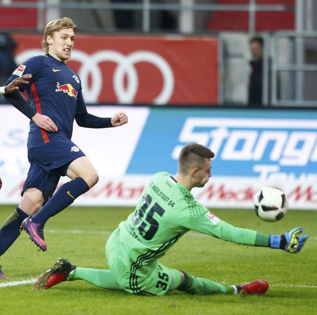 RB Leipzig Akhirnya Kalah
