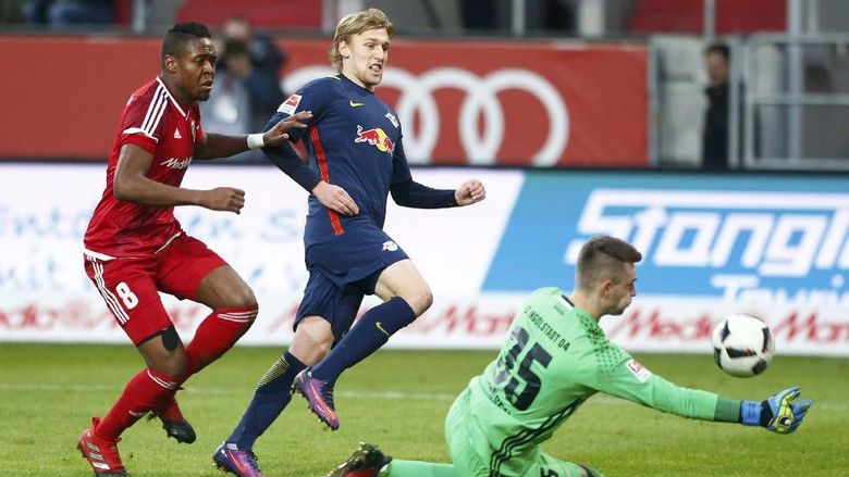 RB Leipzig Akhirnya Telah Kalah