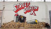 Suka Street Art? Tiga Alasan Wajib ke Street Dealin 10!