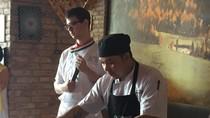 Trik Bikin Resep 3 Saus Pasta Andalan Dibeberkan Detil Pembuatannya oleh Chef Marco