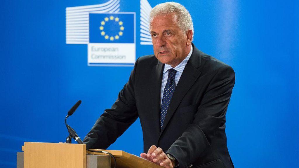UE Capai Langkah Maju Berantas Konten Teroris di Internet