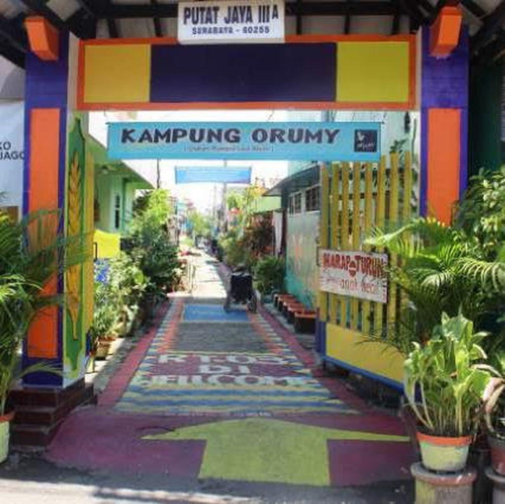 Kampung Orumi di eks Dolly, dari Mucikari yang Kini Mengolah Rumput Laut