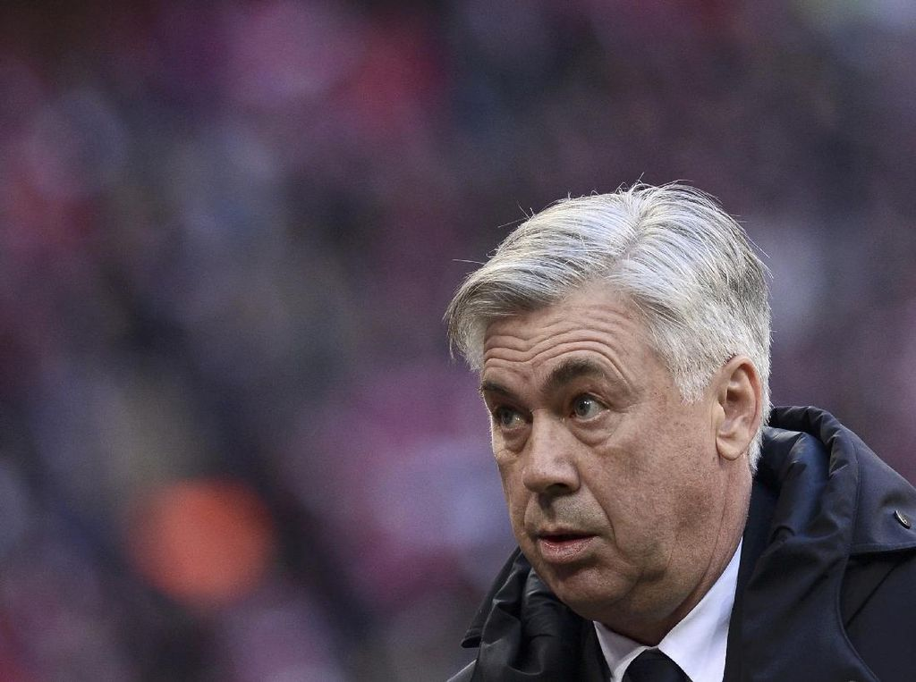 Ancelotti Ingin Latih Bayern Selama 10-20 Tahun Lagi