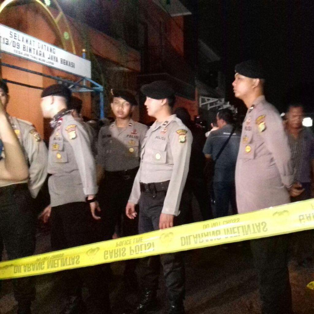 Bom Panci Dirakit di Luar Bekasi