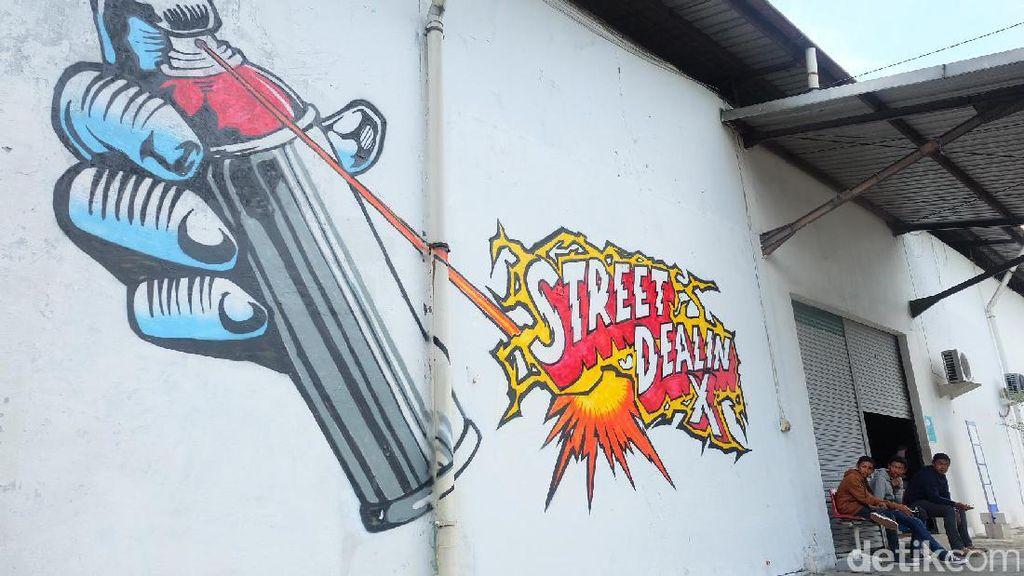 Siap Berpesta Lebaran Grafiti di Street Dealin 10?
