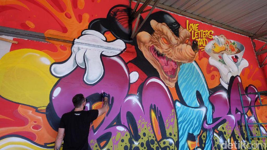 Street Dealin Jadi Event Grafiti Terbesar di Asia
