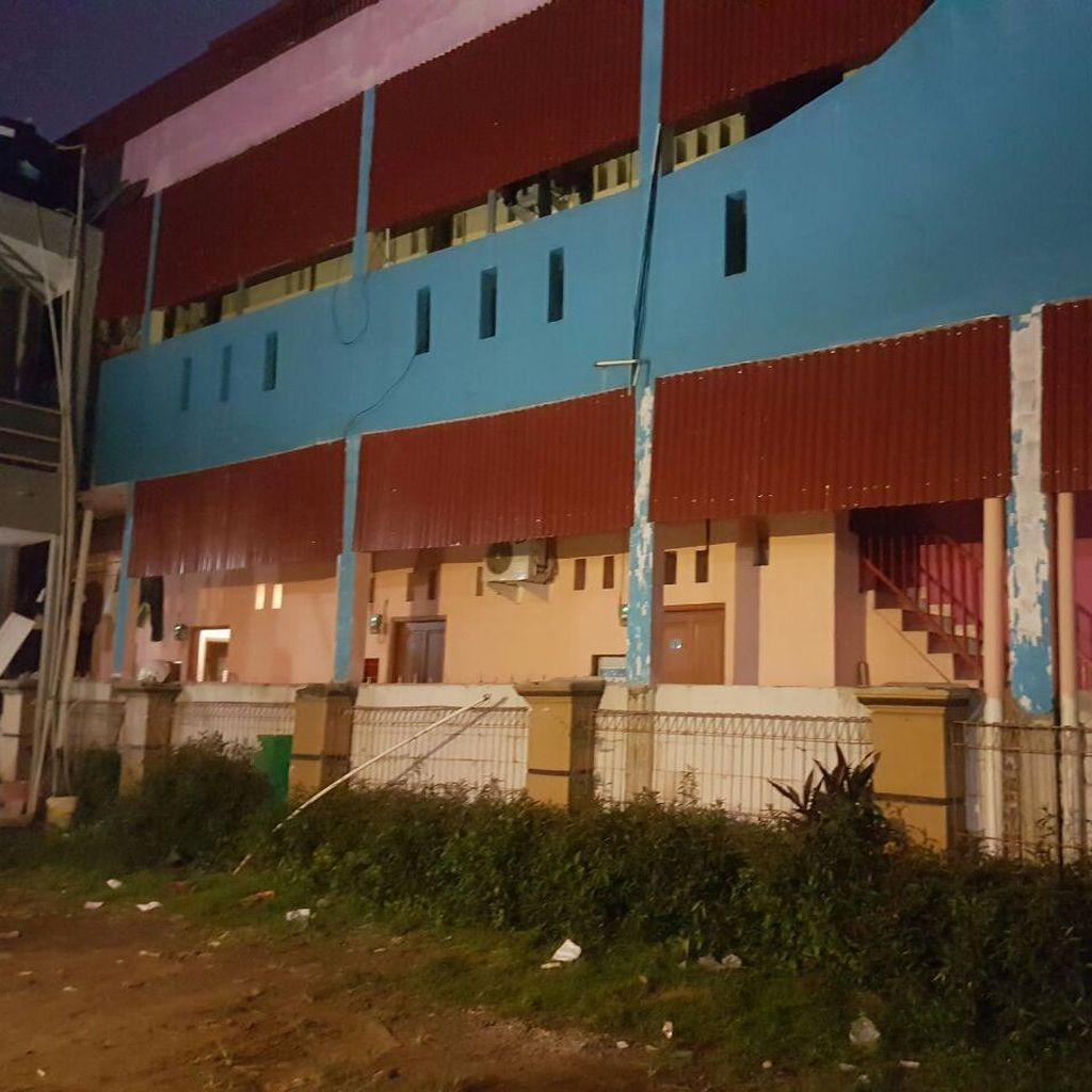 Video Indekos Tempat Densus 88 Temukan Bom Daya Ledak Tinggi