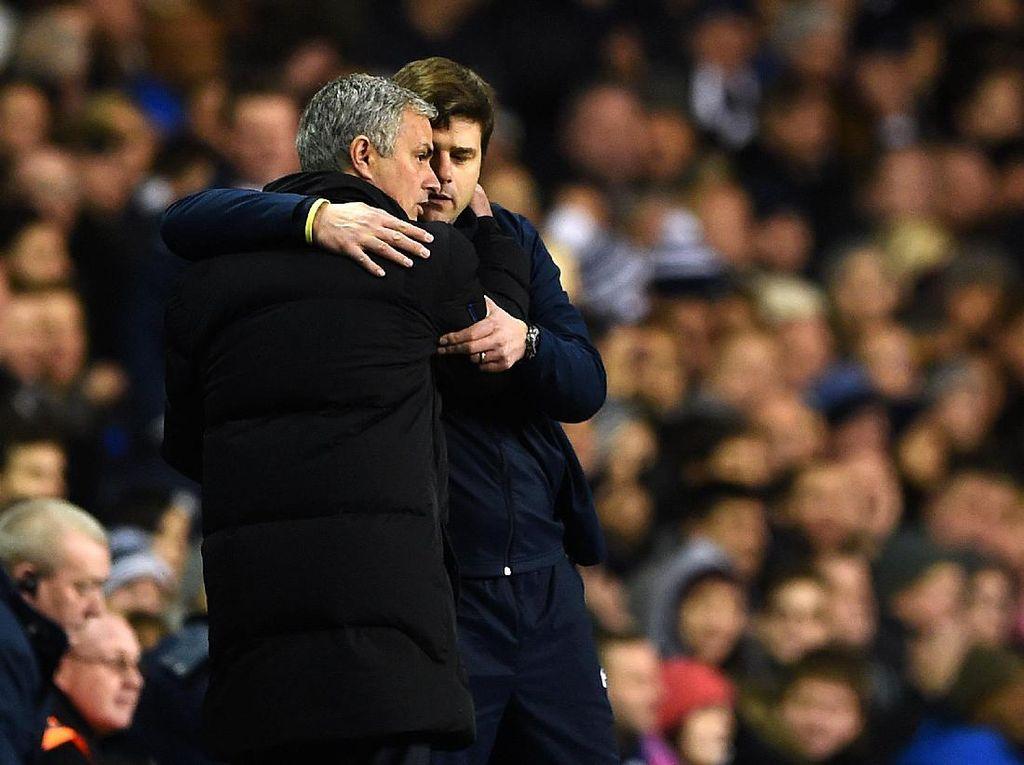 Mourinho Inspirasi bagi Pochettino