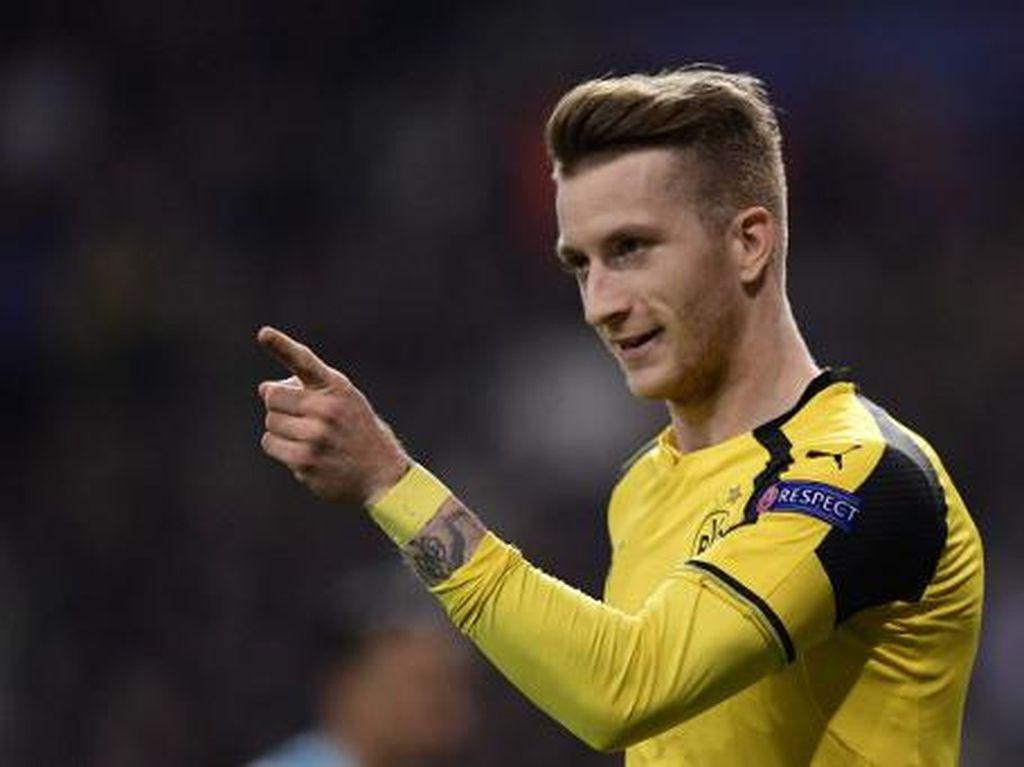 Gol Reus Selamatkan Dortmund dari Kekalahan