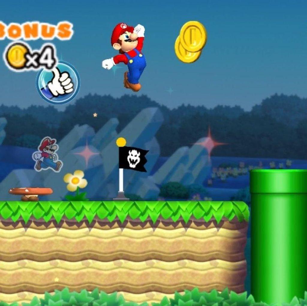 Super Mario Run Segera Meluncur di Android