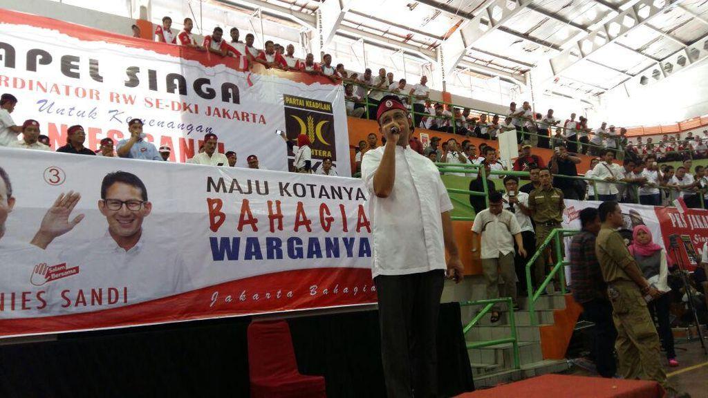 Anies: Sudah 17 Gubernur Bertugas di Jakarta, Tapi yang Miskin Makin Miskin