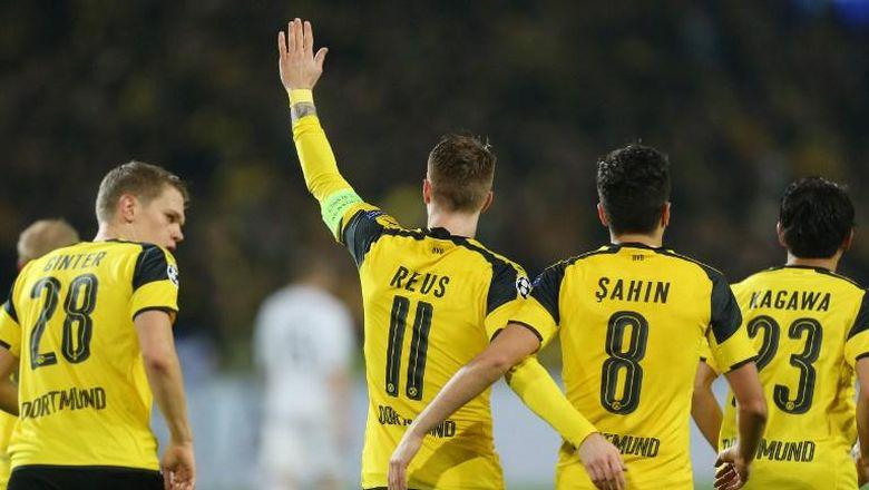 Dortmund Tak Belanja di Januari