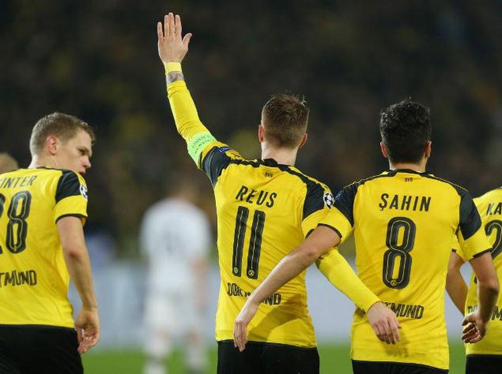 Inkonsistensi Dortmund dan Performa Oke Marco Reus